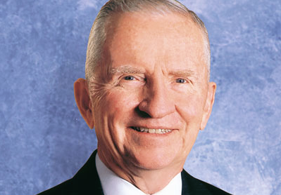 Great Manager Ross Perot